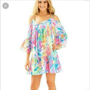 Alanna off the shoulder dress